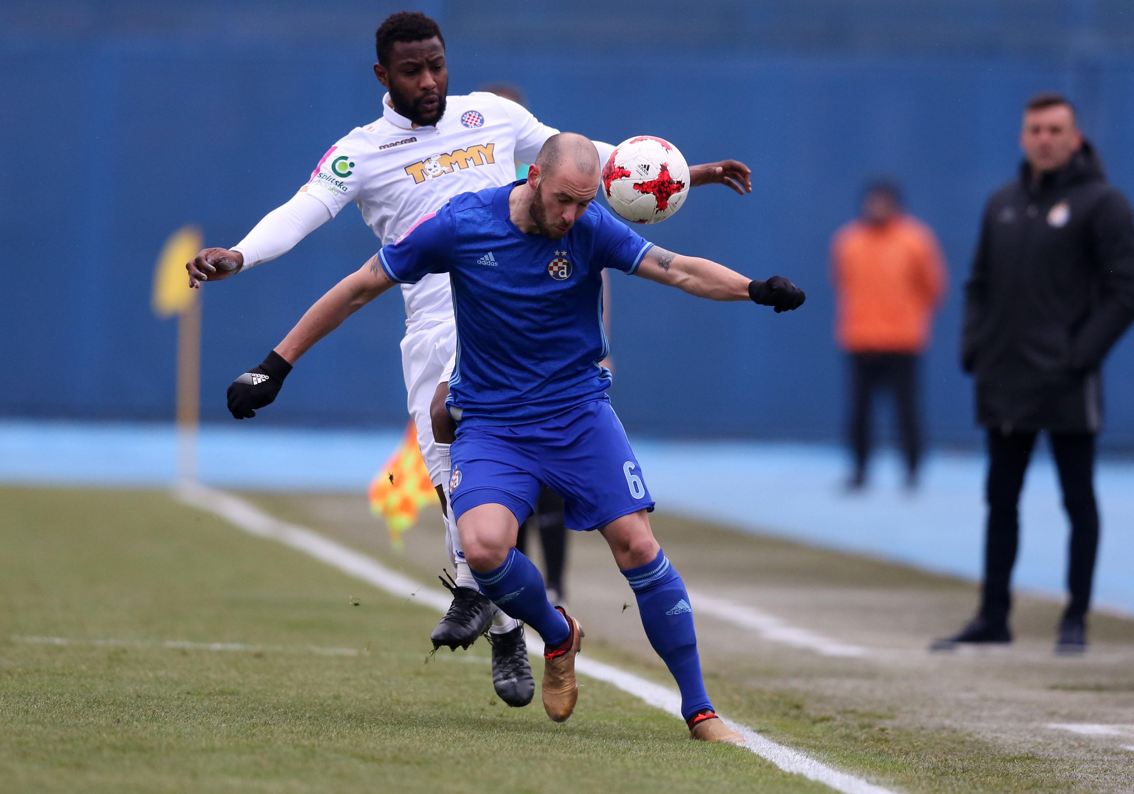 HNL: Dinamo – Hajduk 0-1