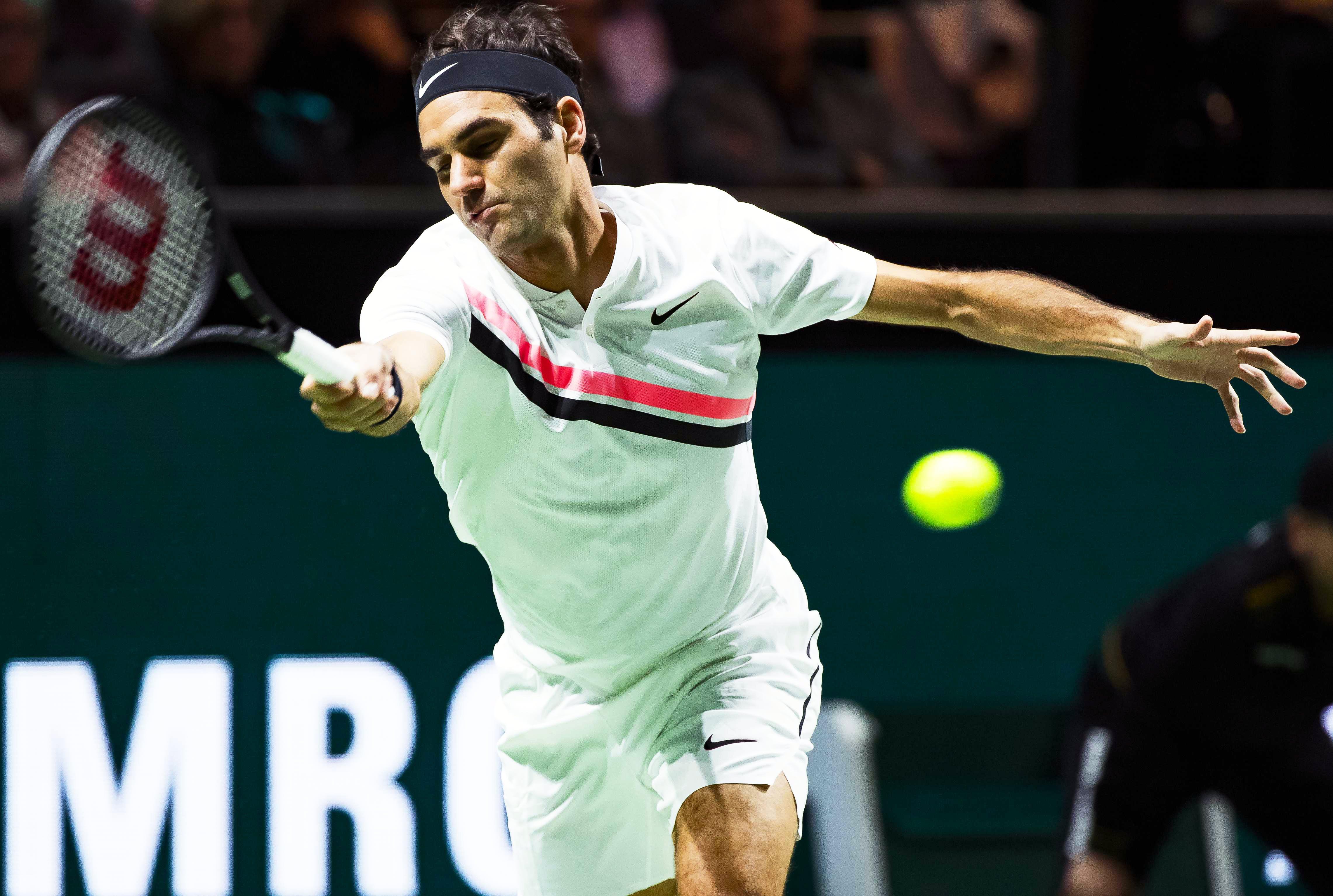 ATP Rotterdam: Federerov 97. naslov