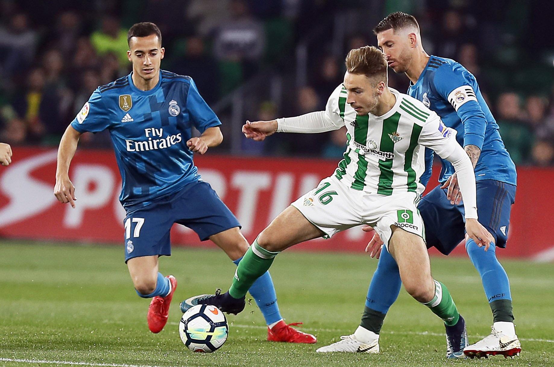 Real bez Modrića slavio u golijadi protiv Betisa