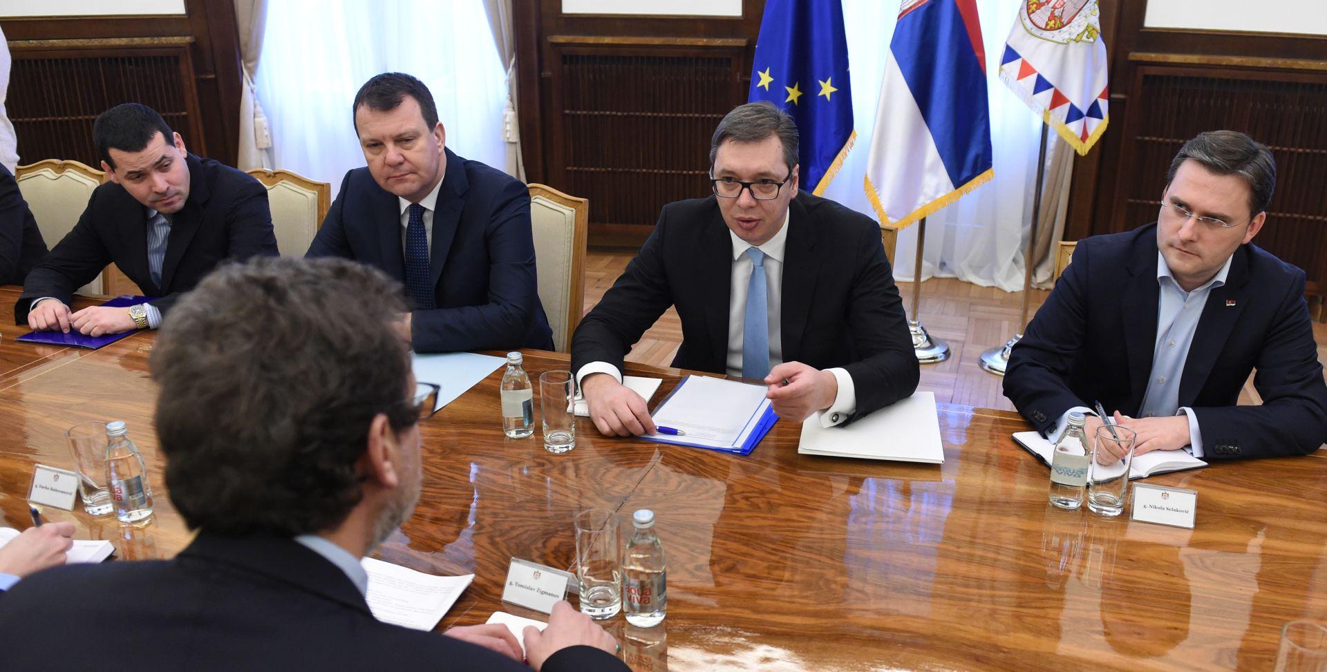 ŽIGMANOV 'Vučić je odgovoran i zauzima se, ali još uvijek ima problema'