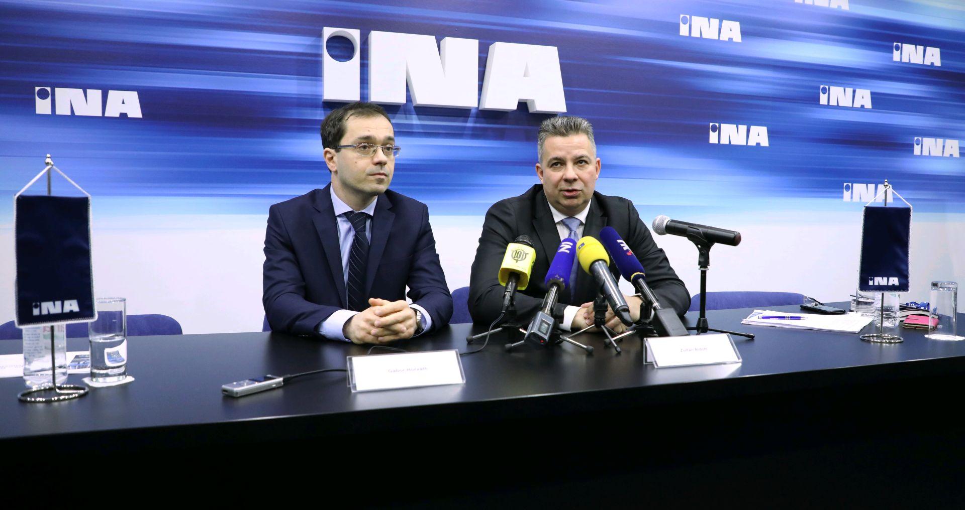 ALDOTT 'Rafinerija u Sisku i dalje opterećenje za poslovanje Ine'