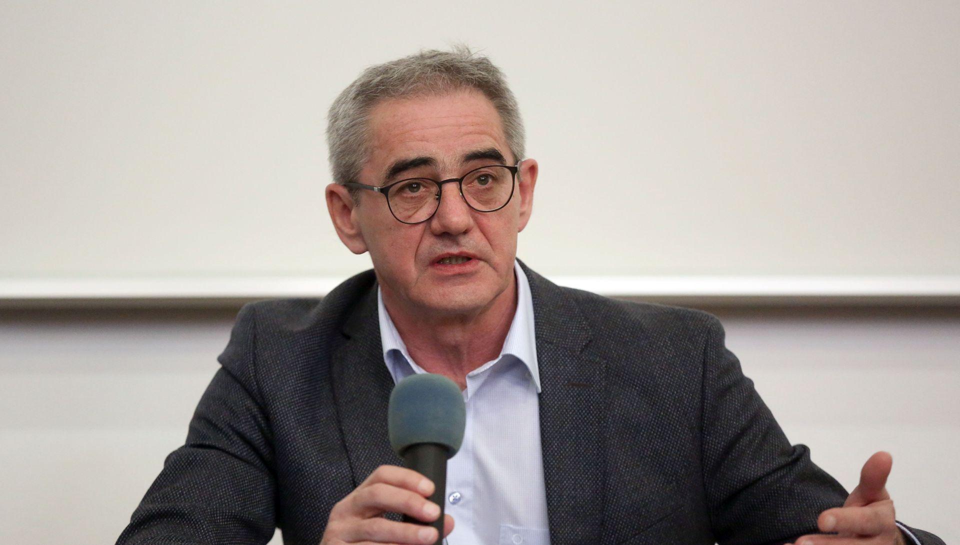 'Neću se više kandidirati za rektora, Sveučilište mora biti prisutno u društvu'