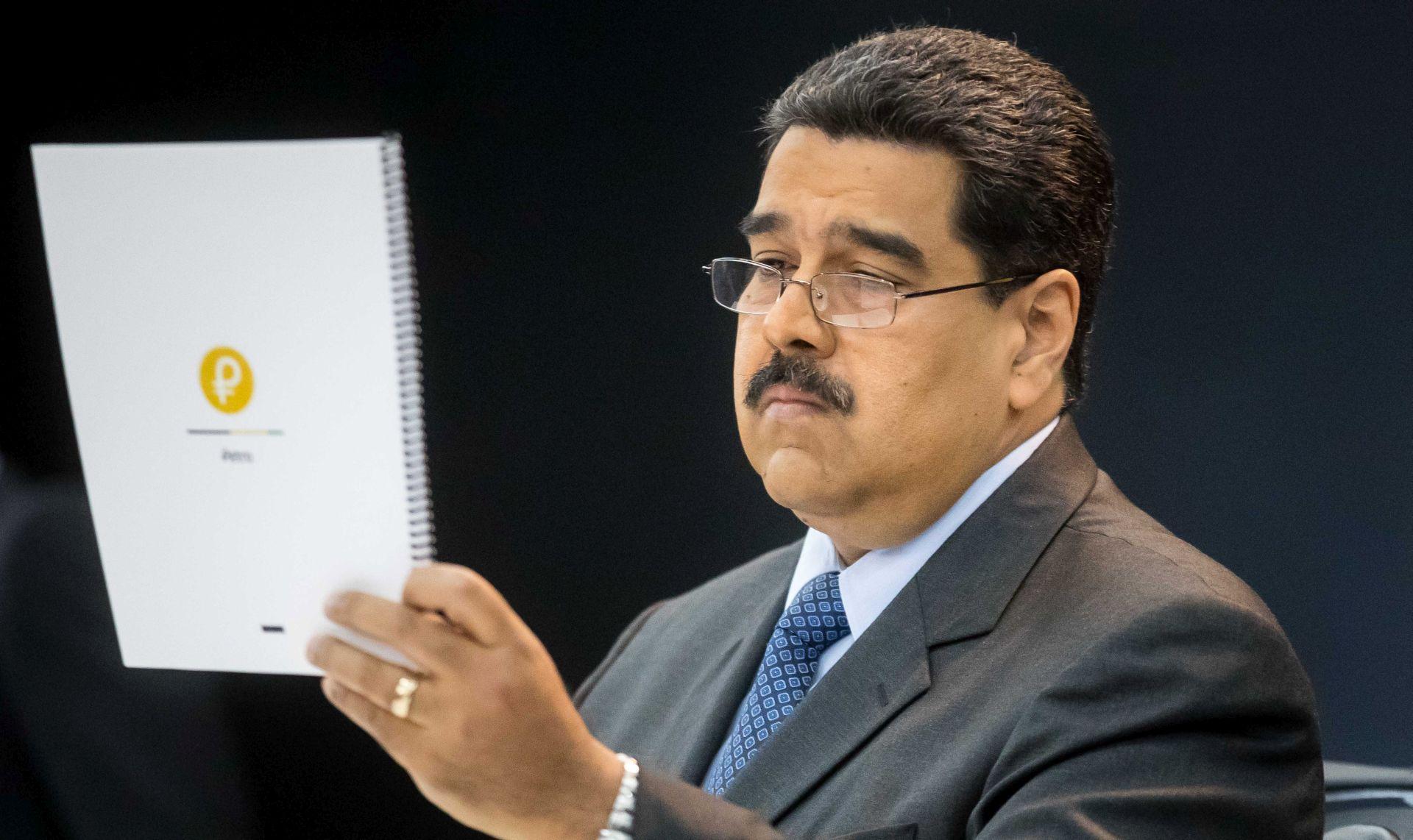 Venezuelska oporba bojkotira 'prevarantske' predsjedničke izbore