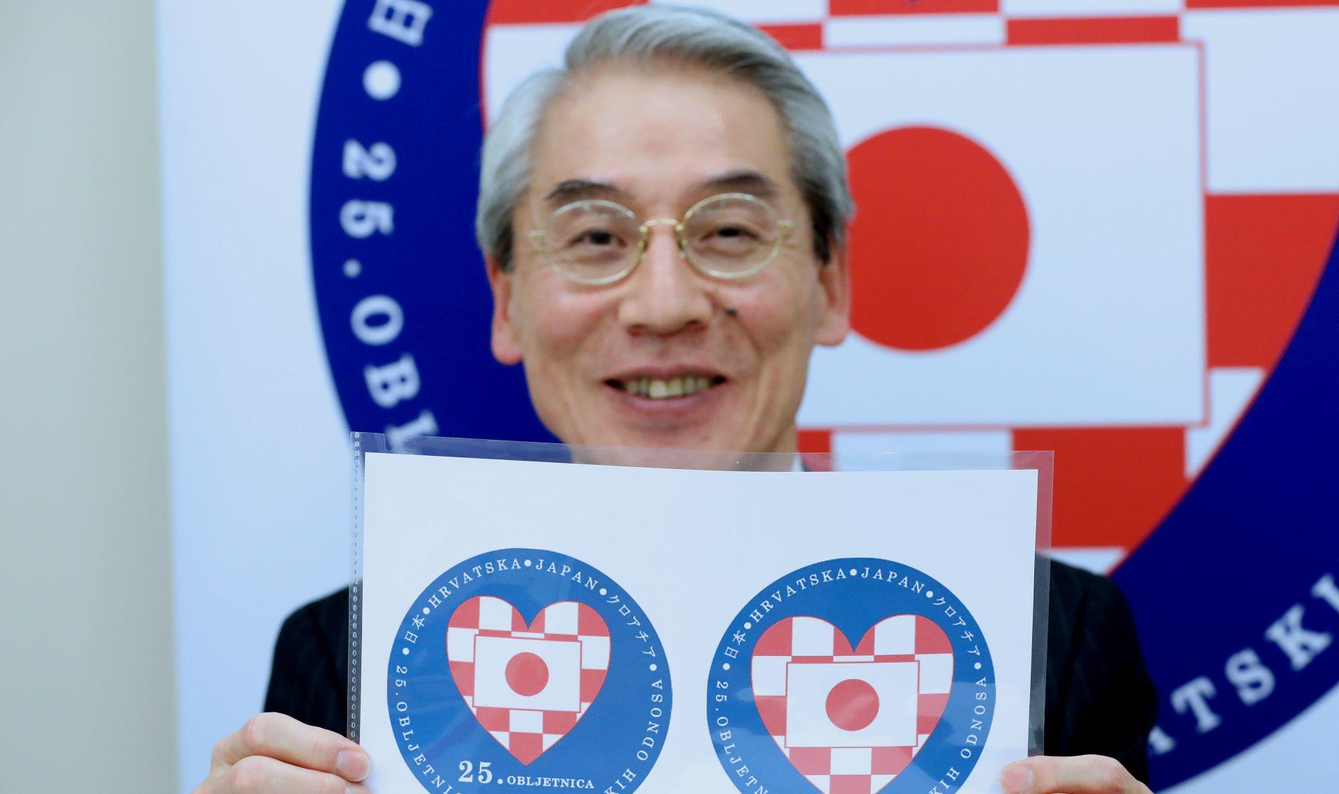 'Japan se želi približiti Hrvatima'