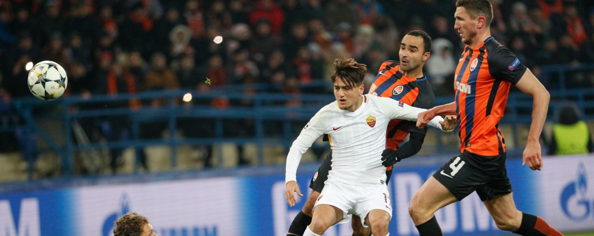 LP: Džeko odveo Romu u četvrtfinale