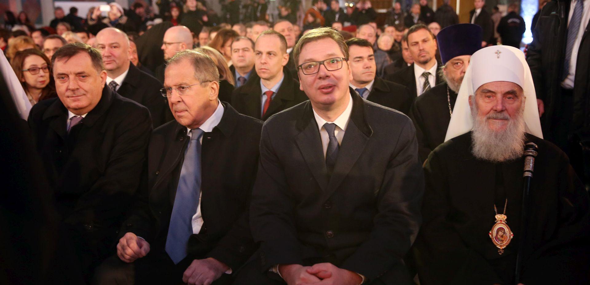 'Stabilnost u regiji ovisi o odnosima Hrvatske i Srbije'