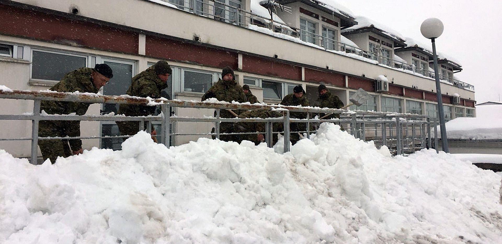 Oružane snage RH nastavljaju pomagati lokalnom stanovništvu