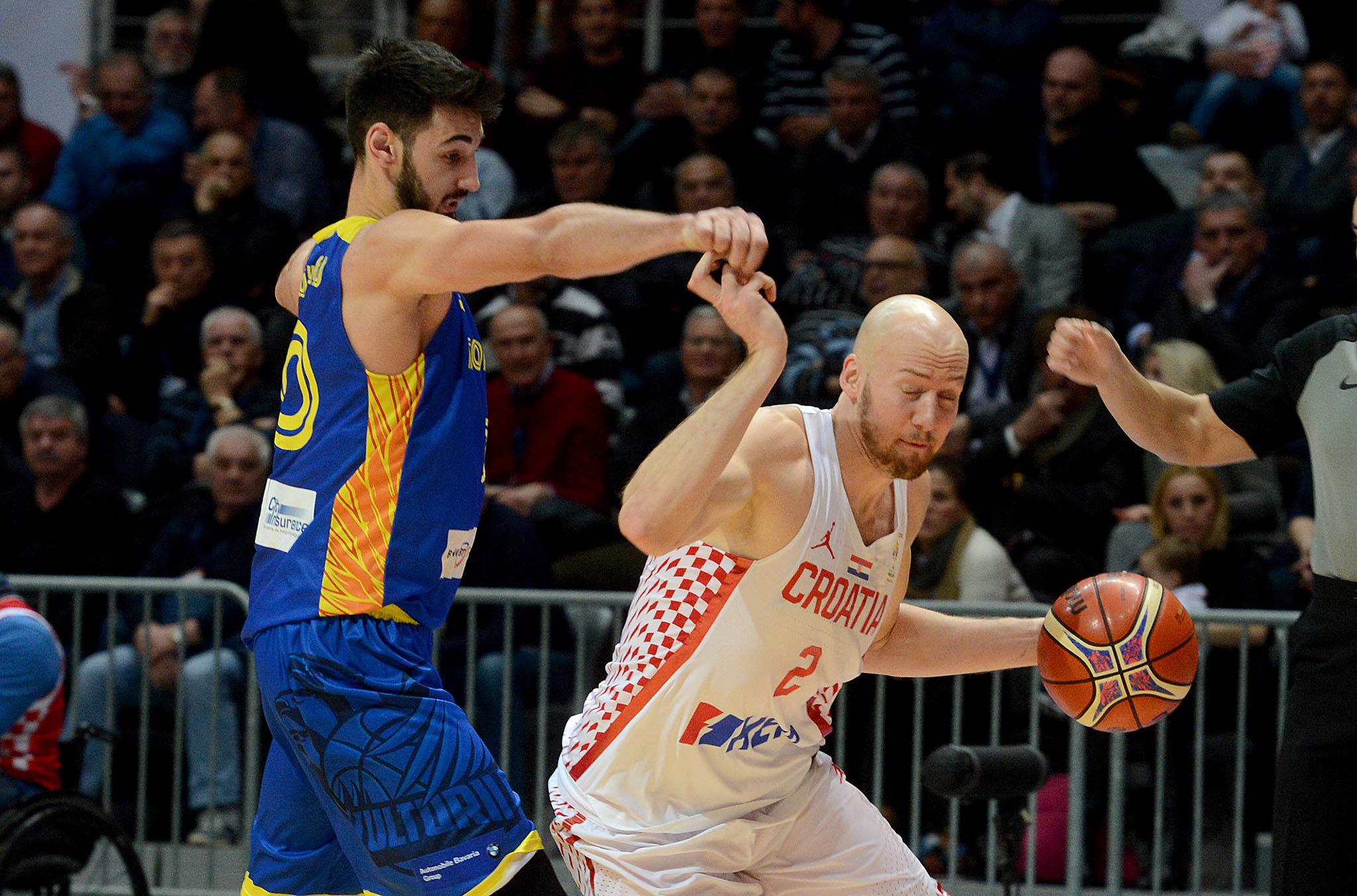 Hrvatska – Rumunjska 56-58
