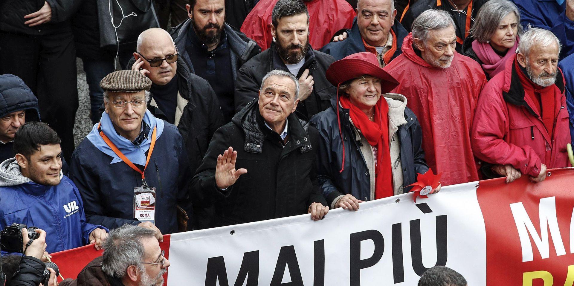 ITALIJA Prosvjedi ekstremne desnice i antifašista