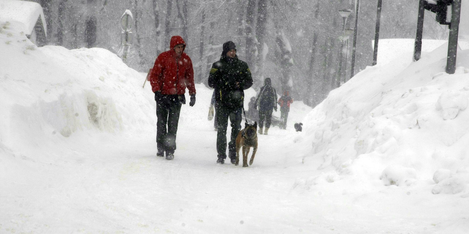 HZJZ objavio preporuke za zaštitu od velikih hladnoća