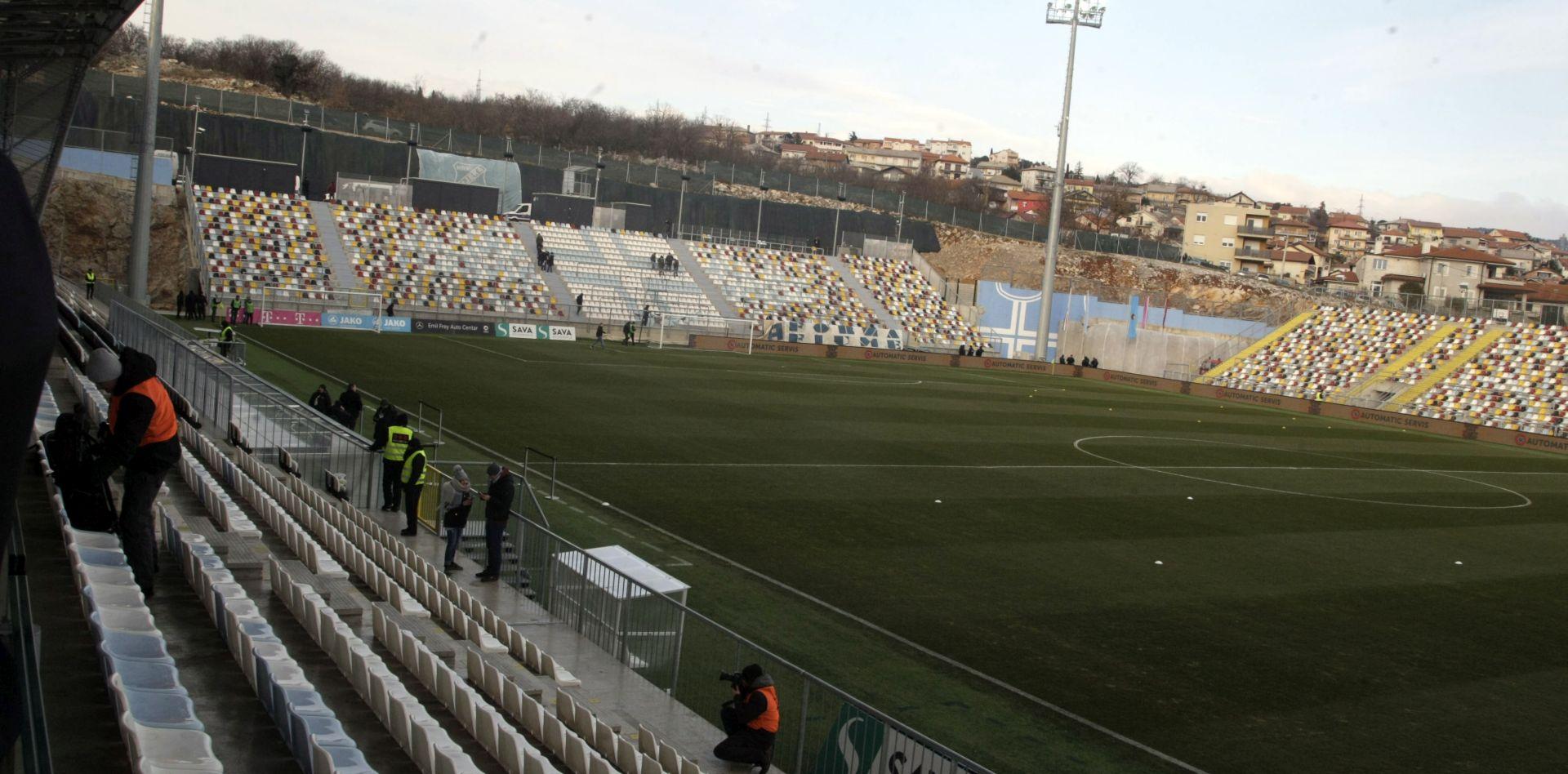 Pripadnicima Civilne zaštite besplatna godišnja pretplata na utakmice NK Rijeka
