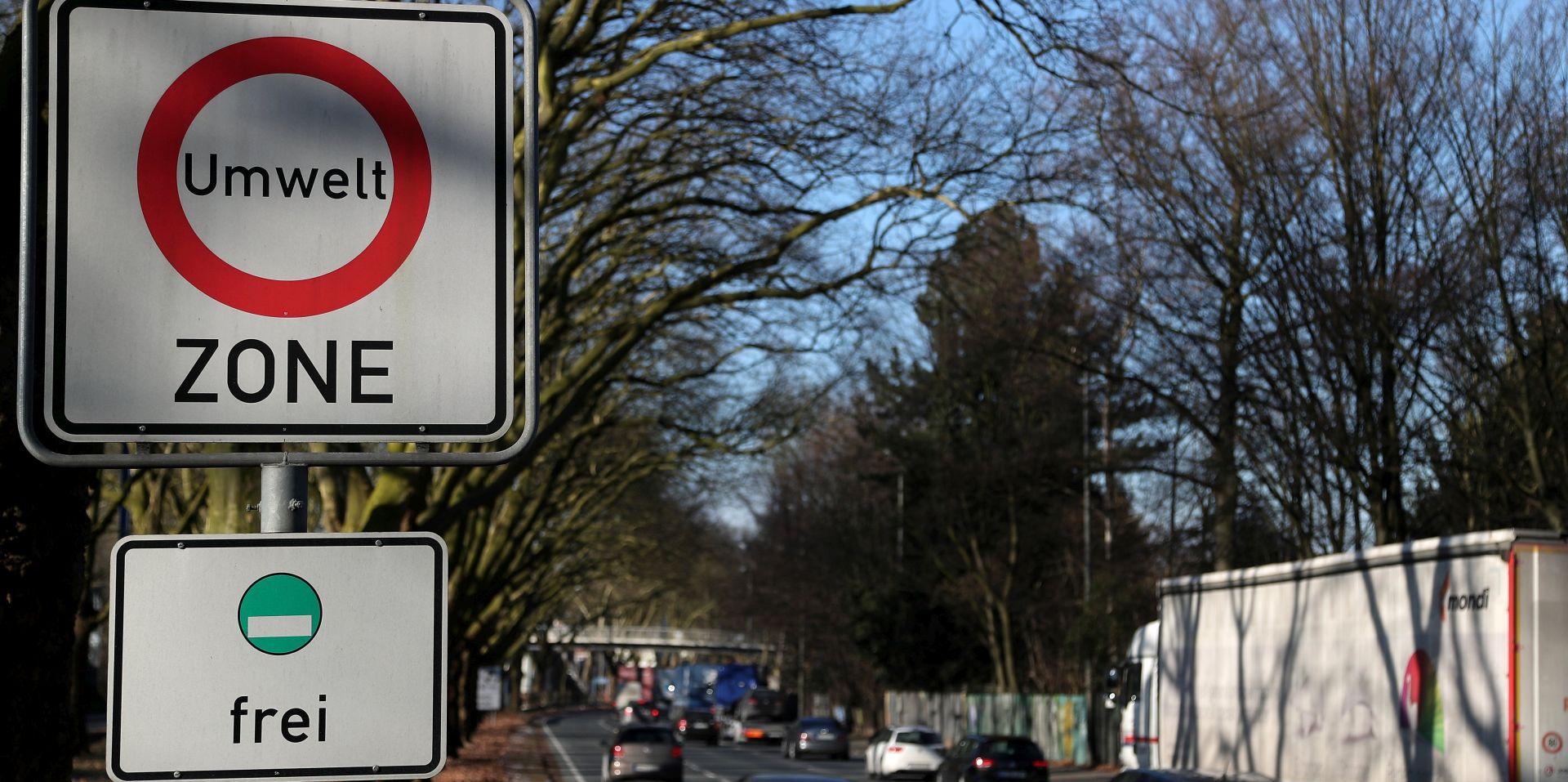 Njemački sud odobrio uvođenje zabrane prometa za dizelaše