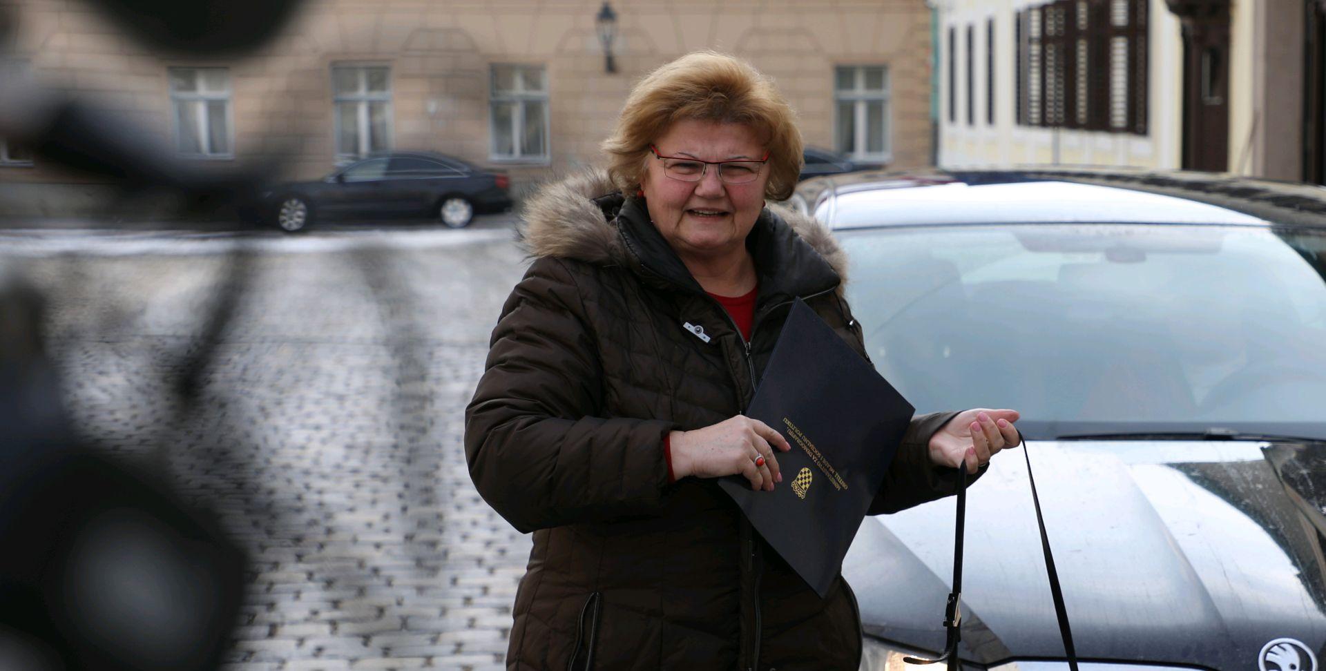Ministarstvo Nade Murganić koristi brošure s predgovorom Milanke Opačić
