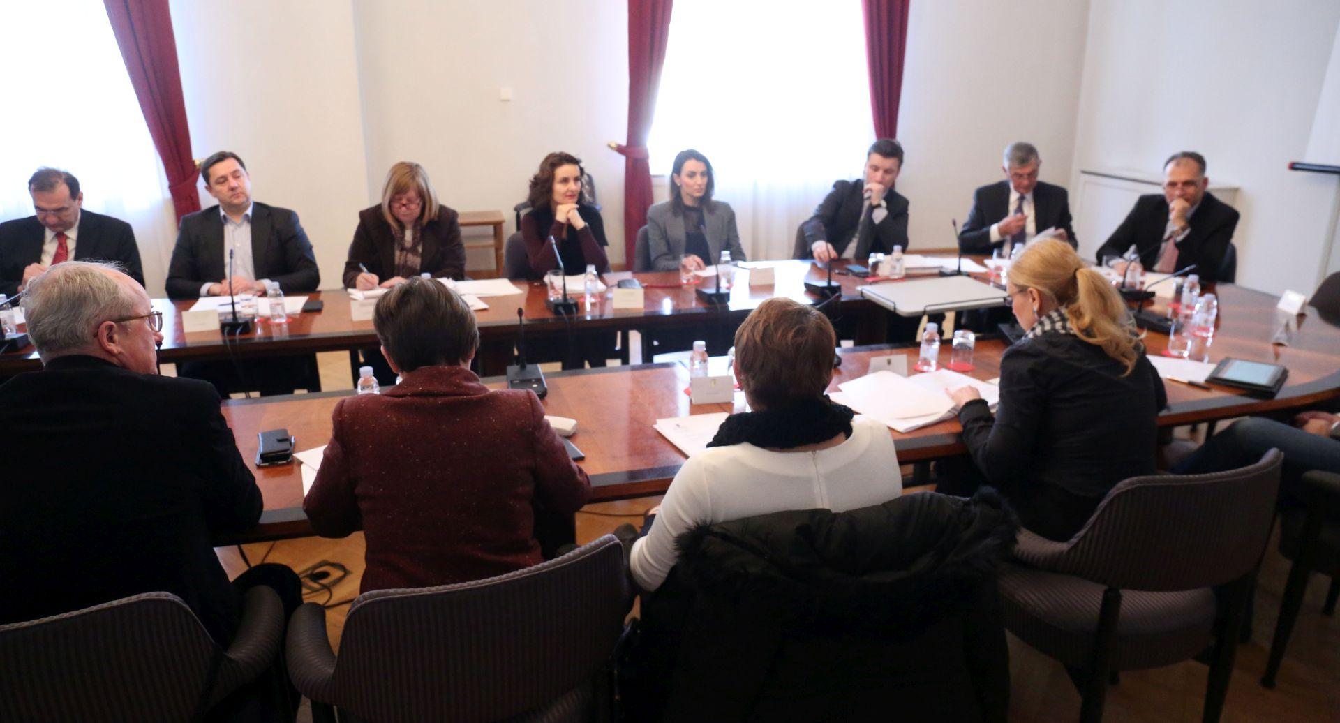 Odbor za medije o radu Hininog Upravnog vijeća