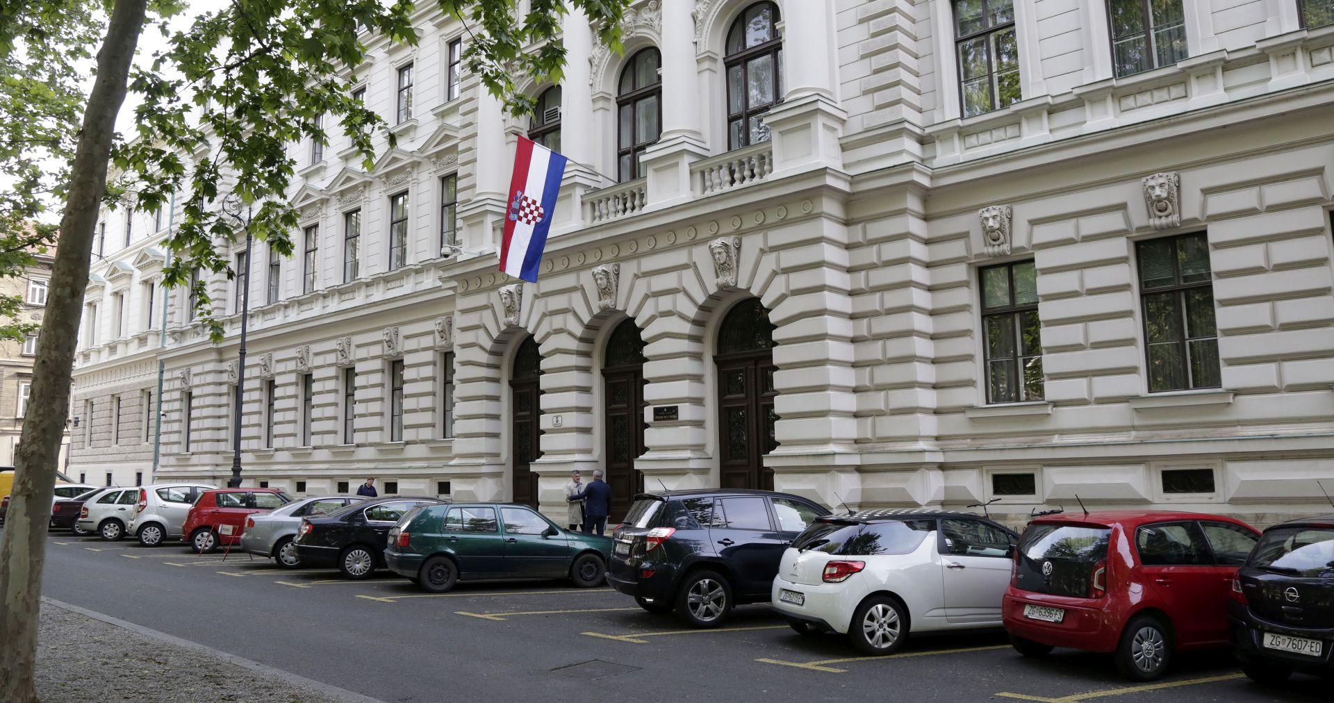 Dojava o bombi na Županijskom sudu