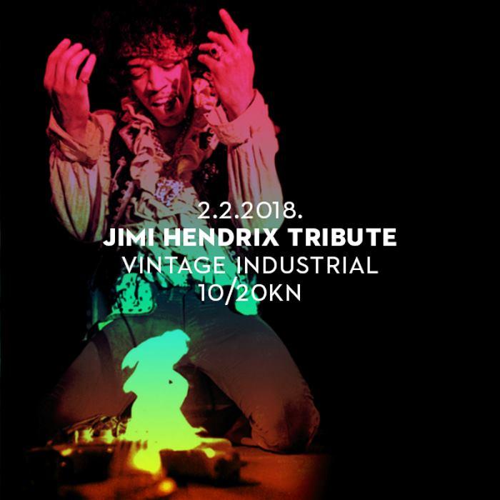 Rock Masters i Vedran Božić tribute to Jimi Hendrix