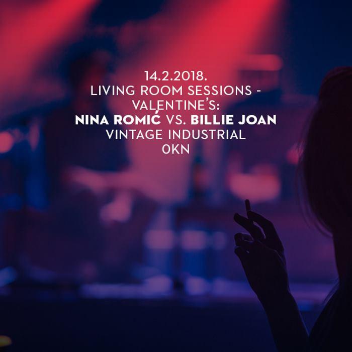 Drugo izdanje Living Room Sessionsa s Ninom Romić i Billie Joan