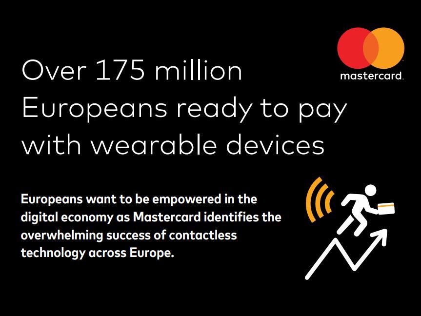 Više od 175 milijuna Europljana želi plaćati nosivim uređajima