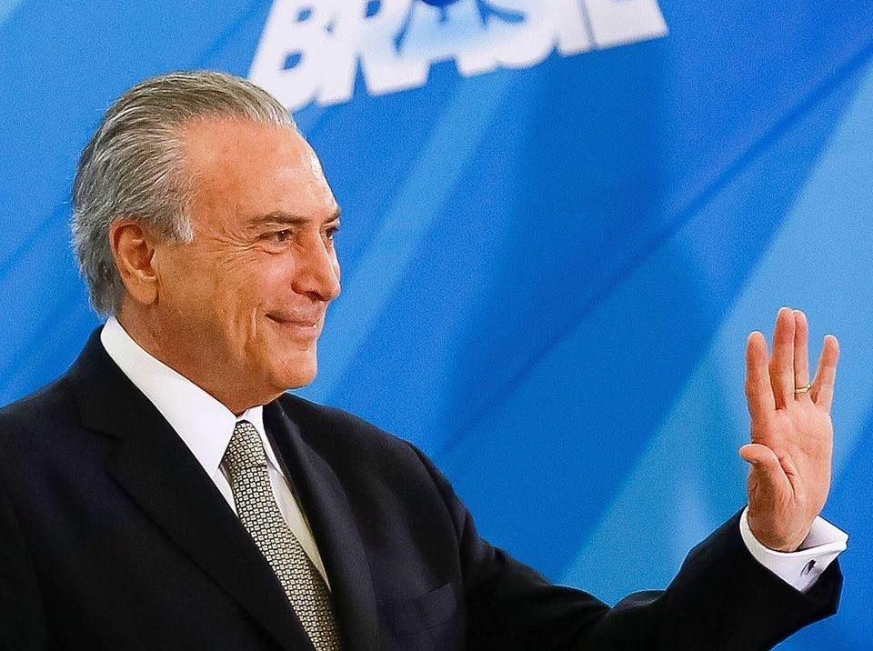 VIDEO: Michel Temer potpisao ugovor o slanju vojske u Rio De Janeiro