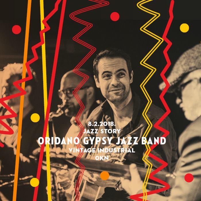 JAZZ STORY Oridano Gypsy Jazz Band nastavlja s turnejom 'Swing of Swings'