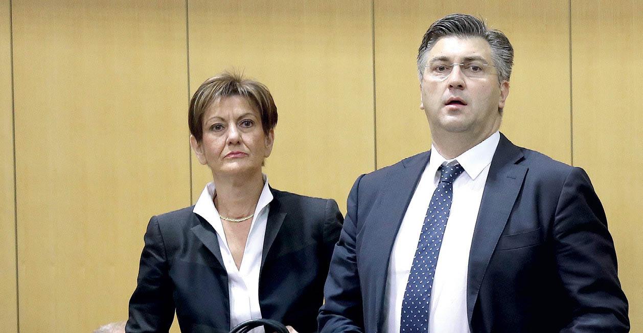 IZGLEDNI SCENARIJ REKONSTRUKCIJE: Dalić odlazi, Ramljak ostaje, pred smjenom i Murganić