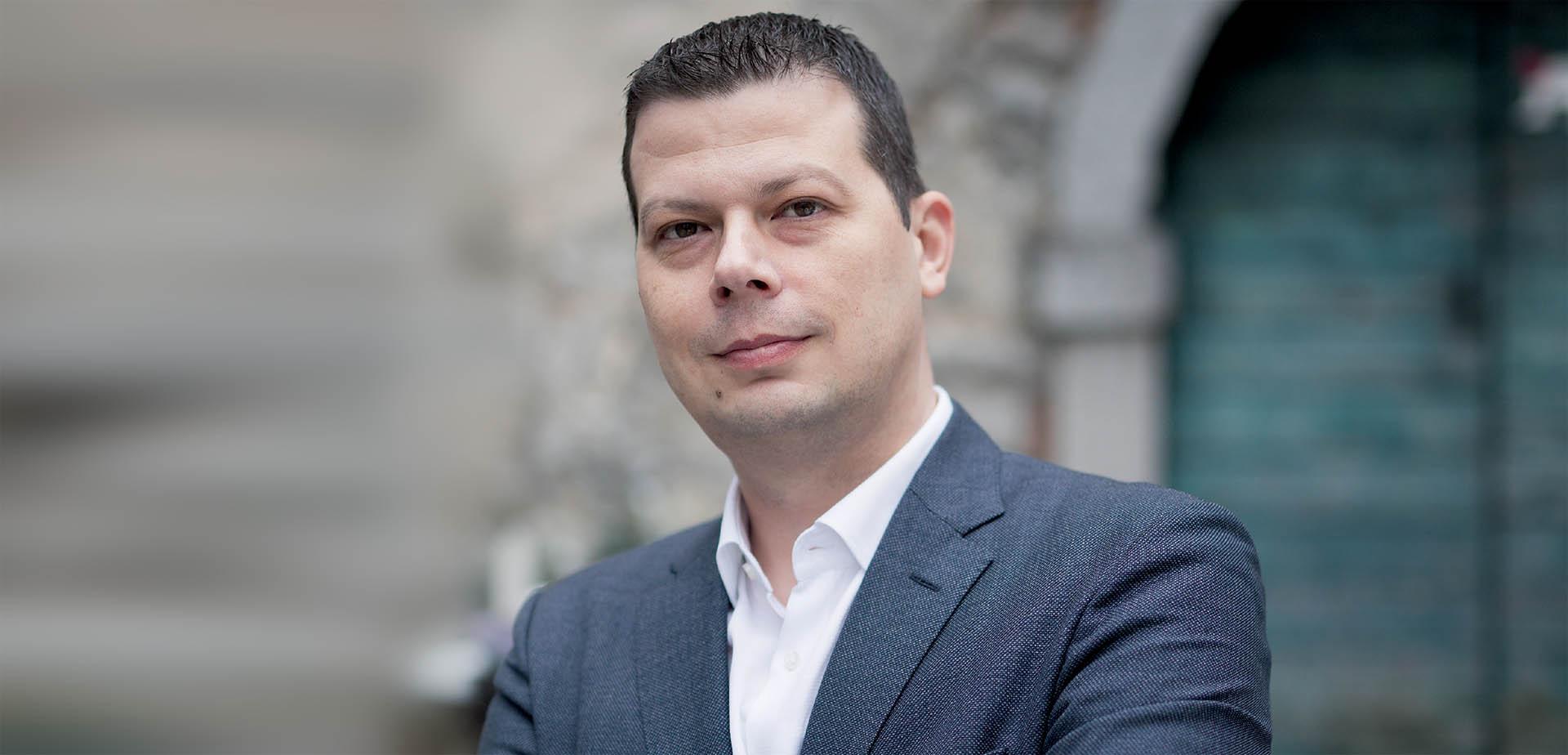 INTERVJU Saša Đujić: 'Bernardić je odgovoran za stagnaciju SDP-a'