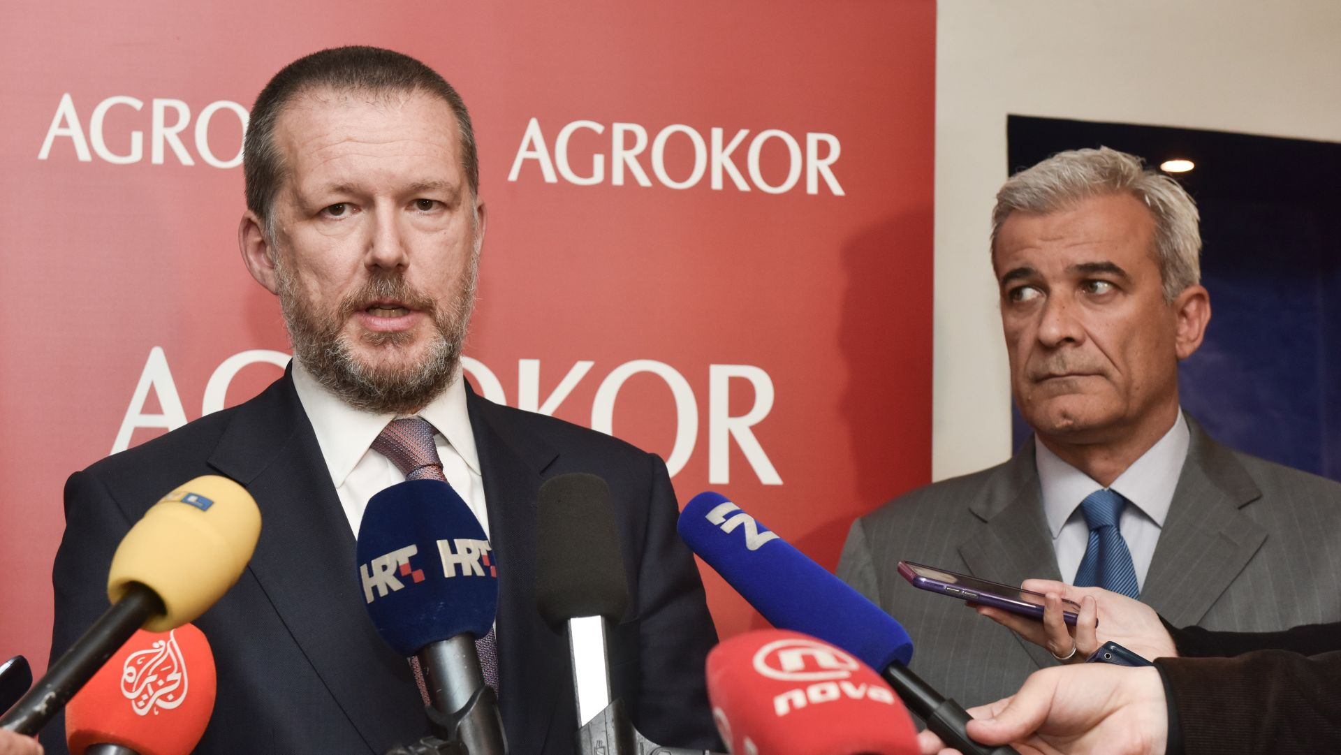 'Smjena Ramljaka ugrozila bi proces restrukturiranja Agrokora'