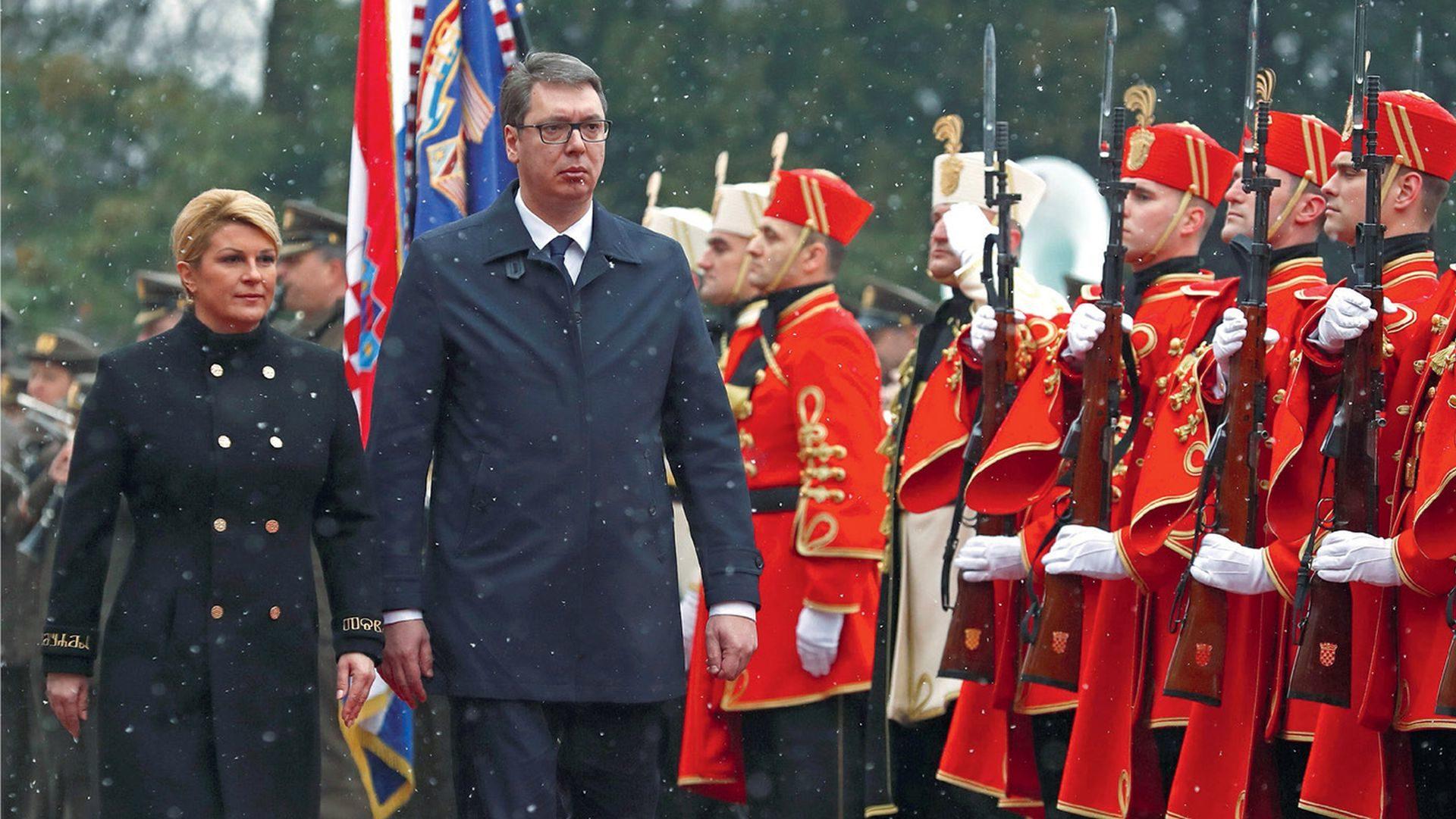 'Posjet Vučića najvažniji je iskorak u odnosima dviju zemalja'