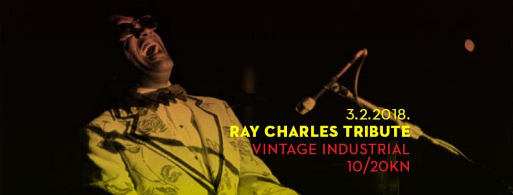Ray Charles Tribute by Uroš Perić kvartet