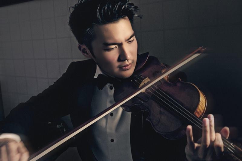 KD LISINSKI Violinist Ray Chen razbija stereotipe klasične glazbe