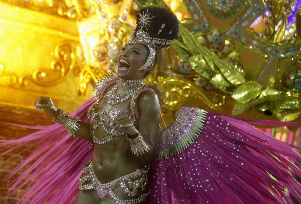 VIDEO: Posjetimo karnevalsku zabavu u Rio de Janeiru