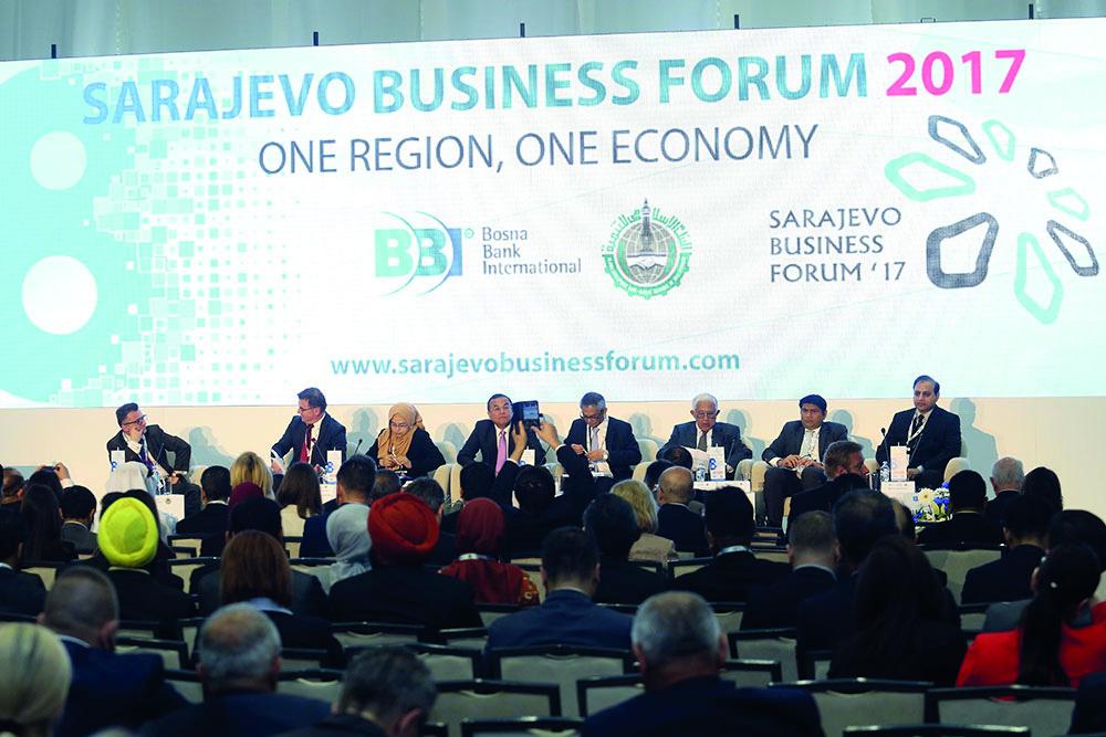 FOTO: Međunarodna investicijska konferencija Sarajevo Business Forum 2018 (SBF)