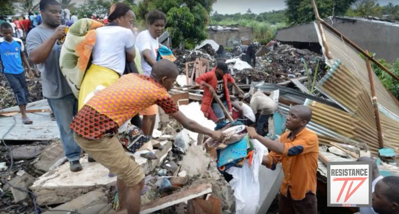 Urušavanje brda smeća u Mozambiku odnijelo najmanje 17 života