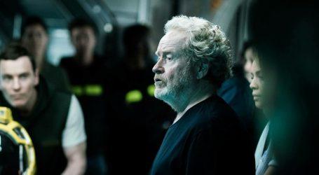 VIDEO: Pogledajte govor Sir Ridley Scotta koji je dobio nagradu za životno djelo