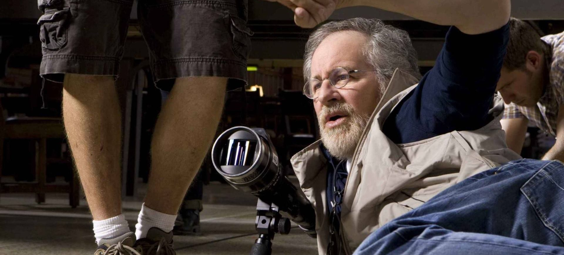 VIDEO: Steven Spielberg snima novi film