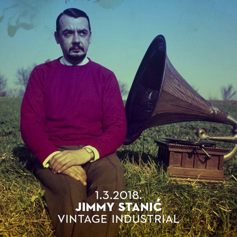 Prvi dan ožujka sa Stjepanom Jimmyem Stanićem i Scharf triom