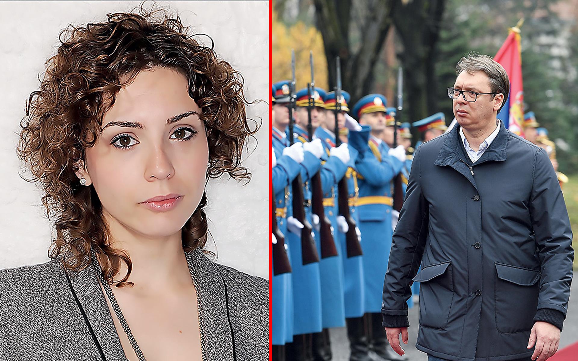 'Moja generacija Vučiću ne može oprostiti ono što je bio devedesetih'
