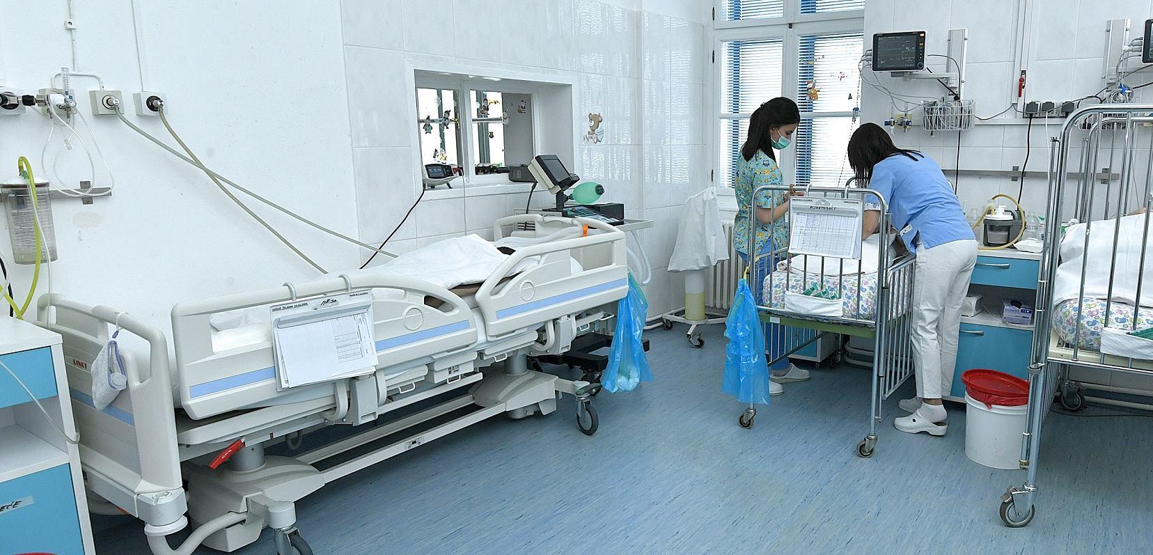 Pločanka sa simptomima ospica upućena u dubrovačku bolnicu