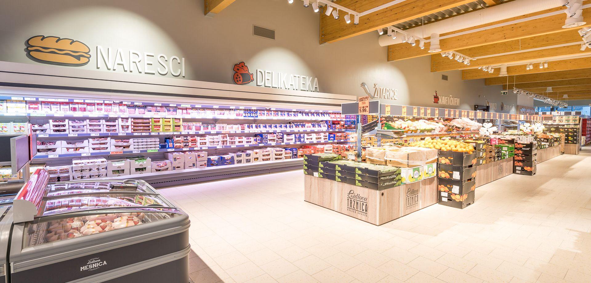 Lidl otvorio vrata svoje 93. trgovine u Hrvatskoj