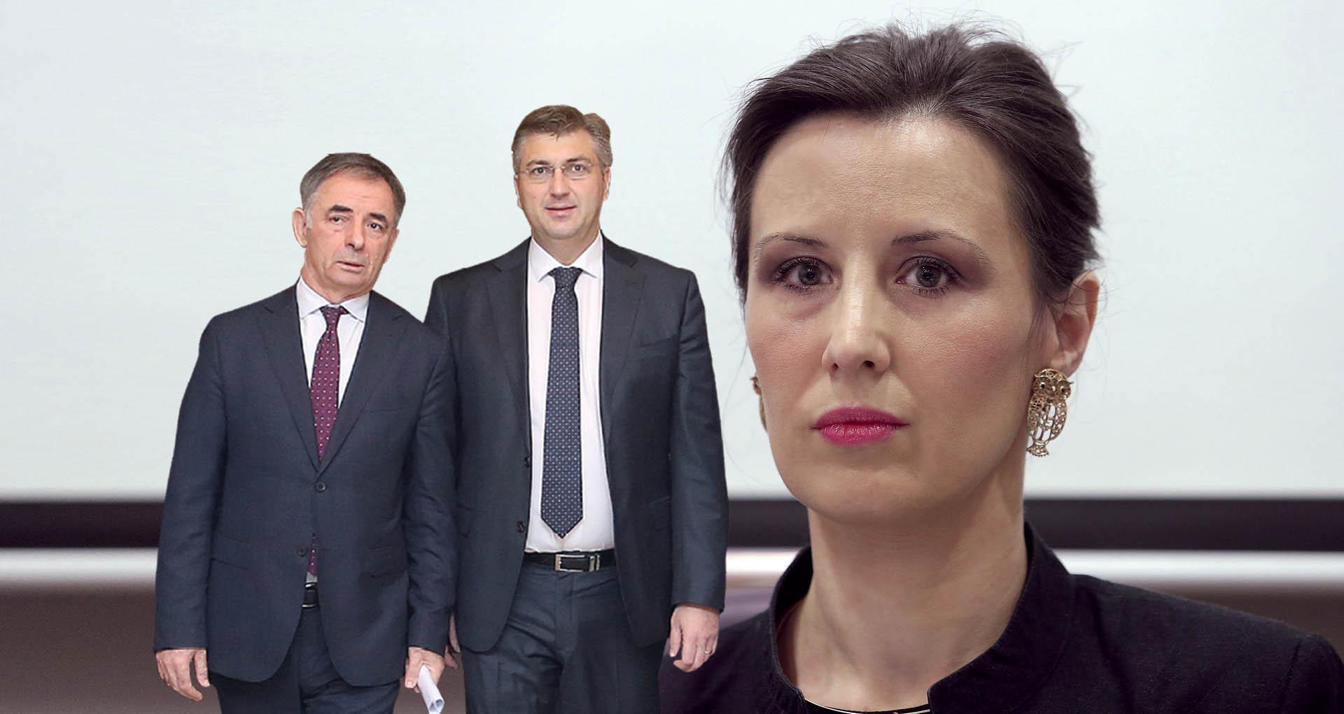 EKSKLUZIVNO Zbog Dalije Orešković Pupovac uzdrmao Plenkovićevu vladu