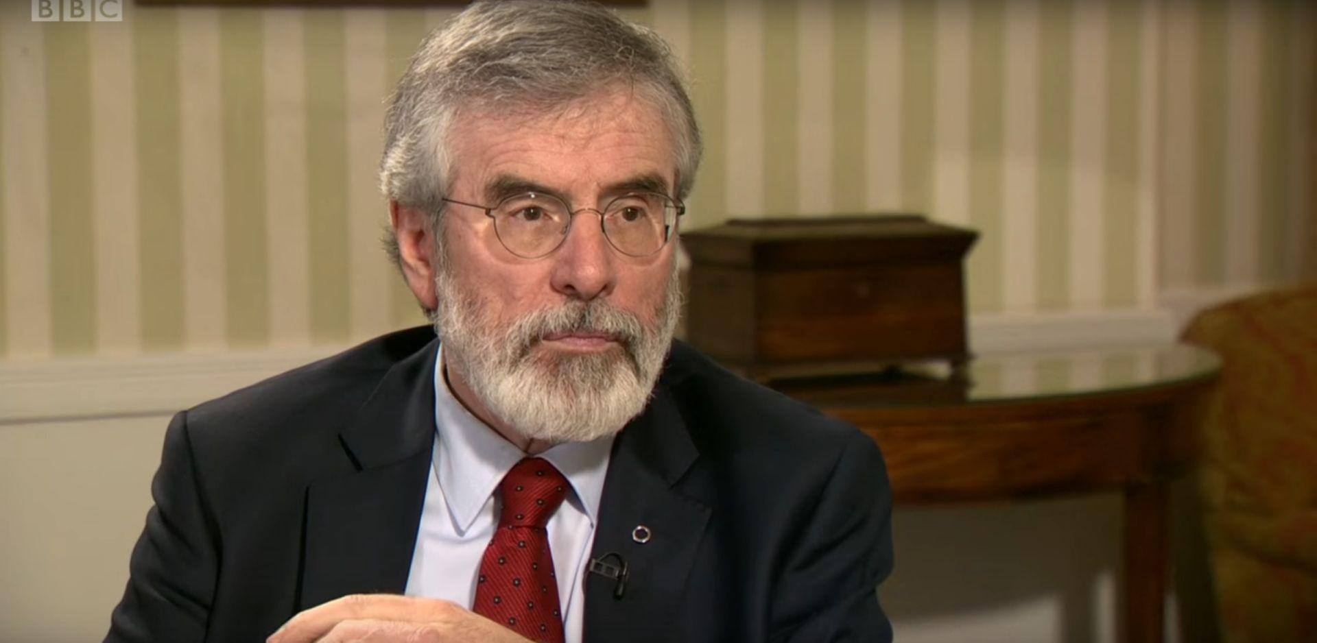 Gerry Adams – od izopćenika do mirotvorca