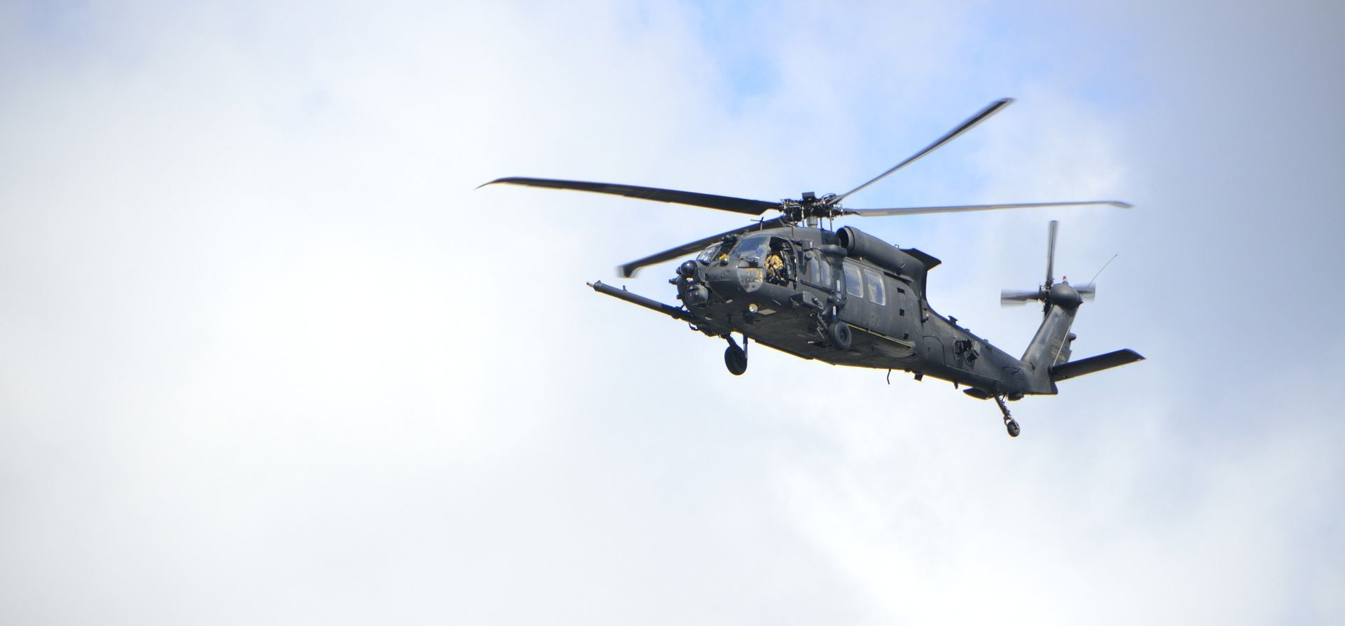 Sudarila se dva vojna helikoptera, najmanje pet poginulih