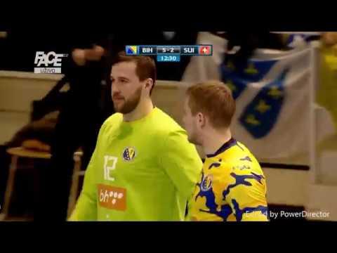 VIDEO: Bosanski rukometaši izbačeni iz dodatnih kvalifikacija