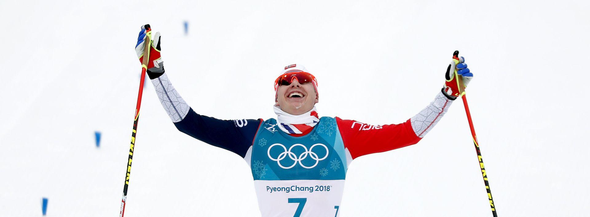 ZOI 2018: Krueger okrunio norvešku dominaciju u skiatlonu, Crnković 53., Dadić odustao