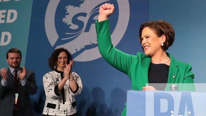ODLAZAK GERRYA ADAMSA Mary Lou McDonald preuzela Sinn Fein