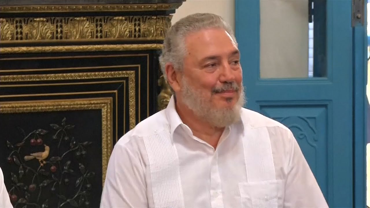 Najstariji sin Fidela Castra počinio samoubojstvo