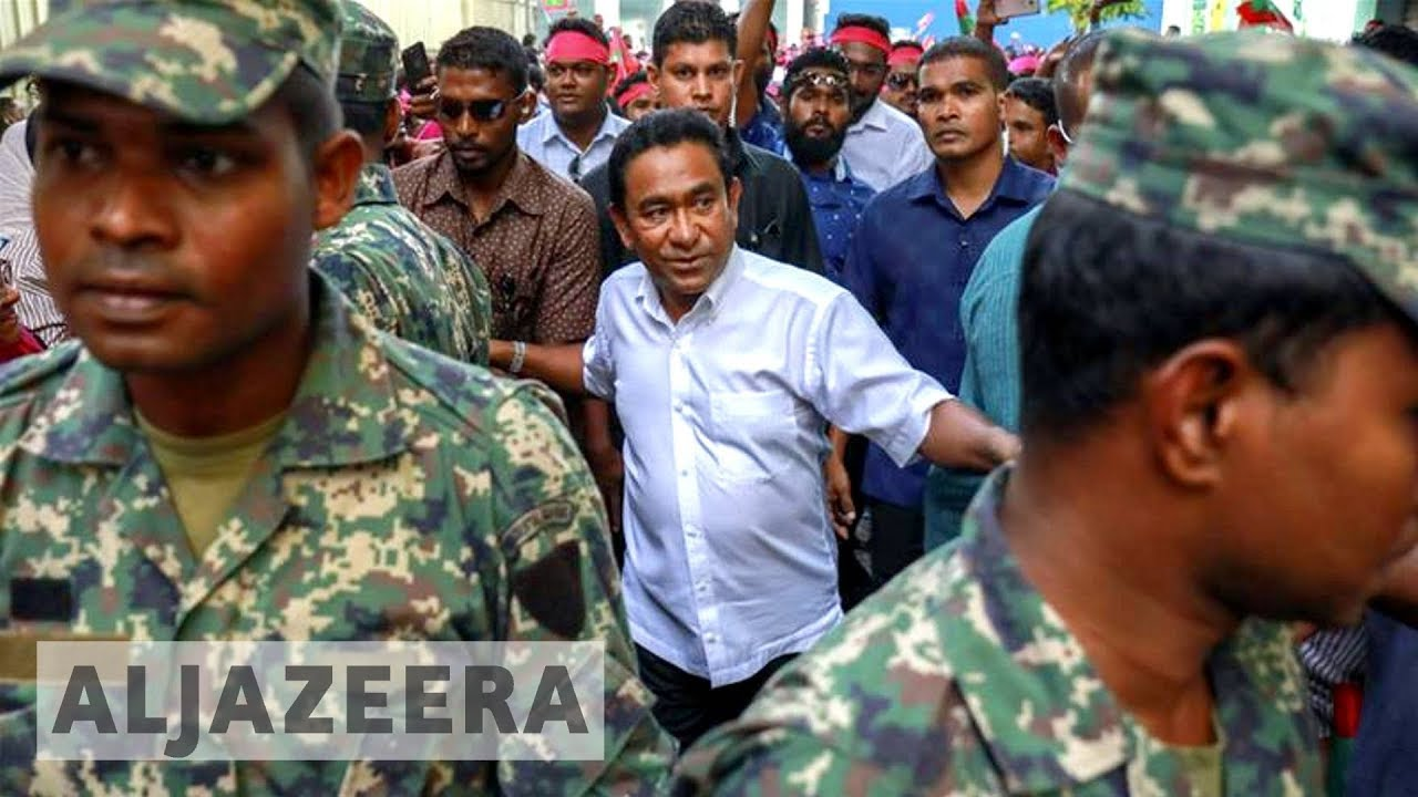 Izvanredno stanje na Maldivima, uhićen bivši predsjednik