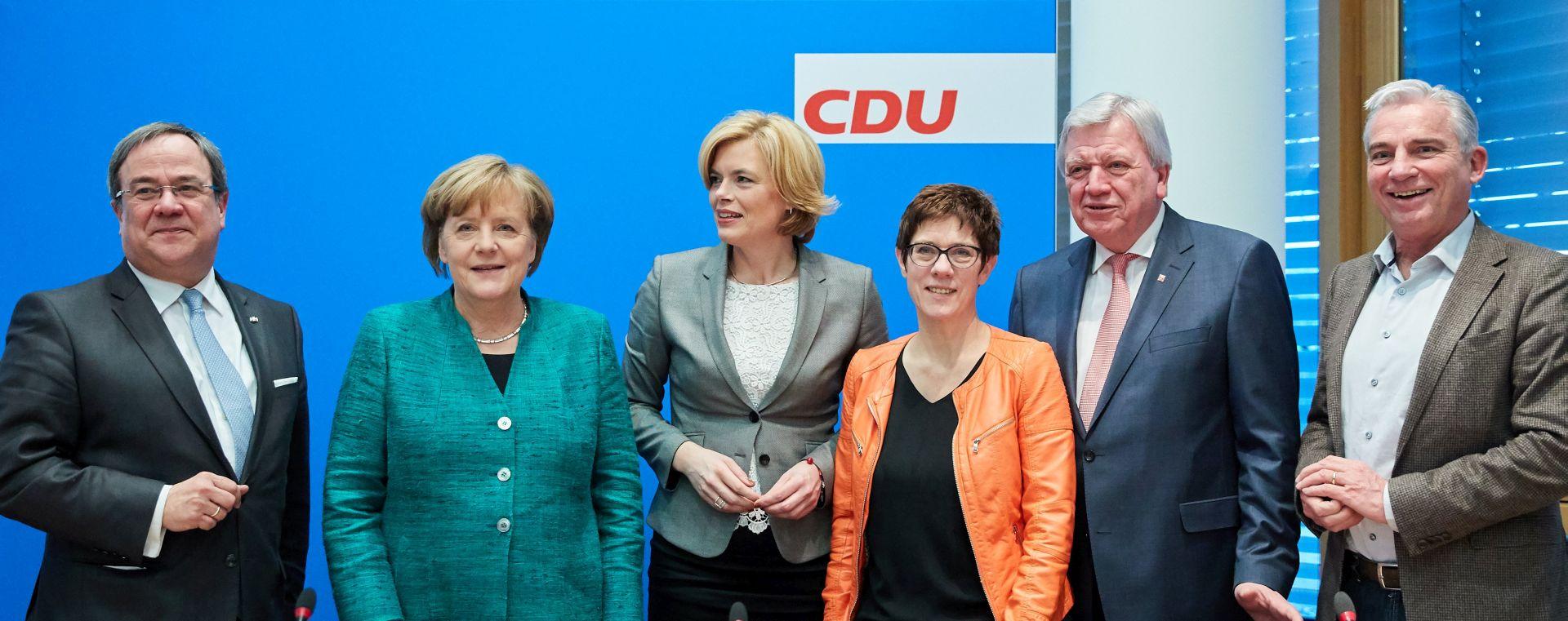 Vladajuća koalicija u Njemačkoj bez većine, socijaldemokrati u trajnoj krizi