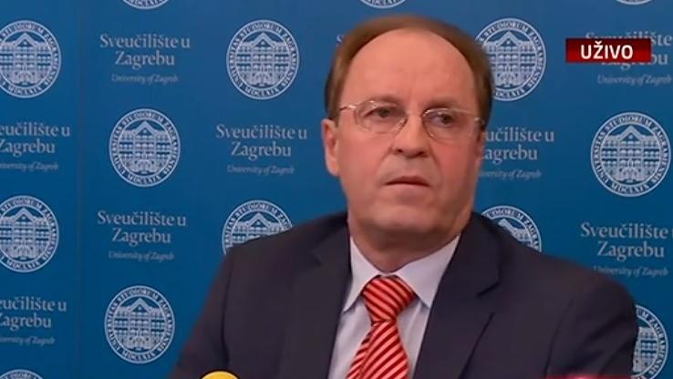 """ŠIMPRAGA MINISTRICI DIVJAK: """"13 puta je lakše postati ministar, nego rektor sveučilišta"""""""