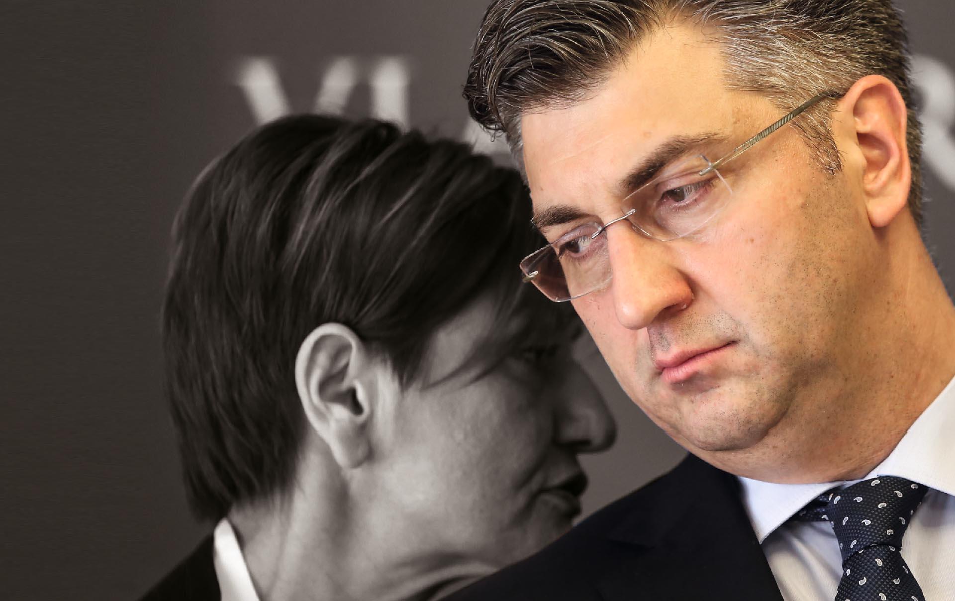 EKSKLUZIVNO Ortačka mreža Martine Dalić uništit će Plenkovića